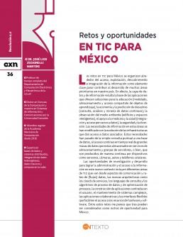 Retos y oportunidades en TIC para México