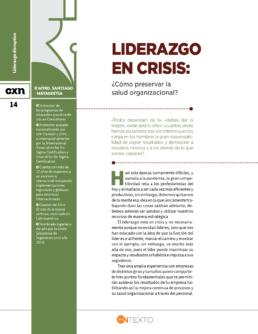 Liderazgo en crisis Conexion UDLAP